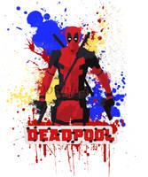 Deadpool by Fhsadas