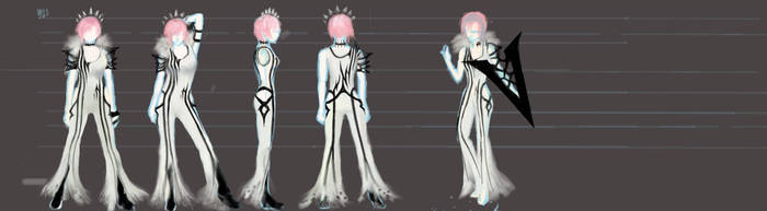 FFXIII-Design (Thorns) by Silent-7