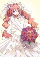 Astolfo Bride by gigiEDT