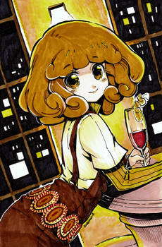 Bartable by gigiEDT