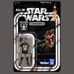 Kenner Star Wars Marty Scurll action figure by MarkG72