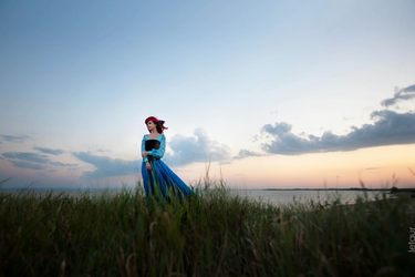 Ariel: The Little Mermaid 2 by Cheza-Flower