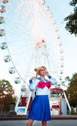 Usagi Tsukino - Sailor Moon 7 by Cheza-Flower