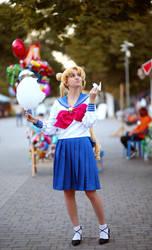 Usagi Tsukino - Sailor Moon 10 by Cheza-Flower
