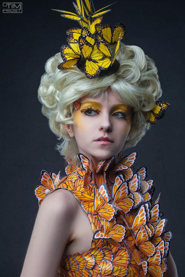 Effie Trinket - The Hunger Games 1 by Cheza-Flower