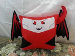 Handmade Dungeons and Dragons Venger Pillow by RbitencourtUSA