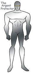 Argent Protector Alternate by Evil-Genius-Prime