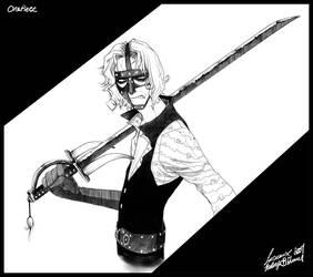 One Piece: I SMOKE ROCKS by Lascaux