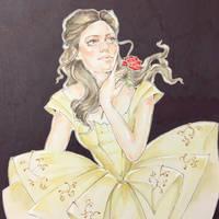 Belle by Alik-Melnikov