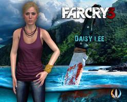 Far Cry 3 - Daisy by junkymana