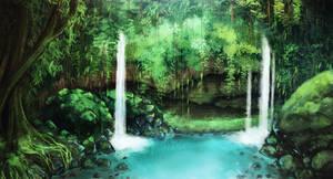 Rain-forest by visualkid-n