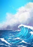 mid-ocean by visualkid-n