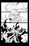 The Blood of War (Web Comic) p4 by DrawlinesMisfits
