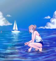 Good bye Summer by addixii