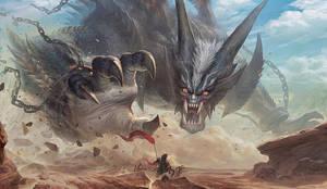 Big Monster by lee-337