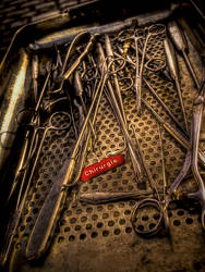 surgery tools by phoelixde