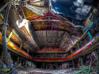 until the curtain rises again by phoelixde
