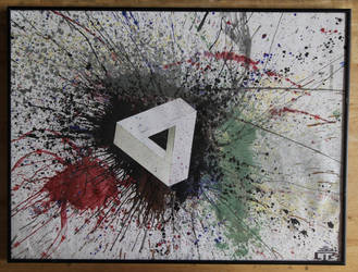 Penrose Explosion by CizreK