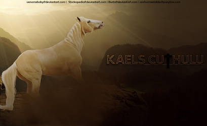 Kaels Cuthulu by bananas11996