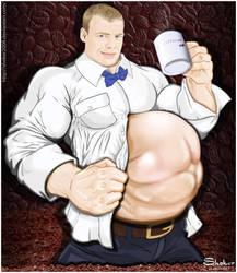 Coffee-man by shoker2008