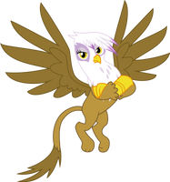 Gilda Vector by piranhaplant1