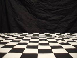 Checker Floor by UrbanNature-Stock