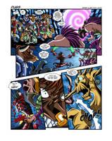 WoW Comic - Pugs, page 1 by Lukali