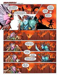 WoW Comic - Reputation by Lukali