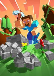 Minecraft by Lukali