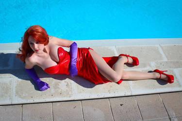 Jessica Rabbit 2 by Neon-Stitches