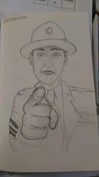 Sgt.Hartman (R.Lee Ermey) by Shiga95