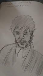 Samuel.LJackson (Pulp Fiction) by Shiga95