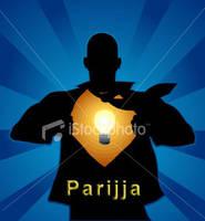Par07 :: Logo :: Parijja - Tr2 by msahluwalia