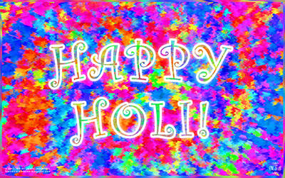 MA00021 :: Happy Holi! by msahluwalia