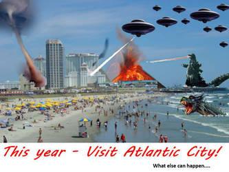 Visit Atlantic City by GiantToby