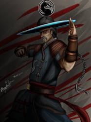 Rise Kung Lao by HiyoKinomono