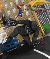 Civil Heros by HiyoKinomono