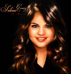 Selena Gomez by Laviolenta