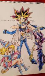 Yu-Gi-Oh! by Laviolenta