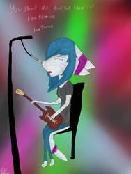 I am titanium  - cos rp- by Rainbowenglishflower