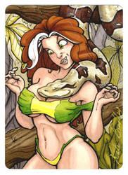 Da Boa likes Jungle Rogue. by britbrakdown