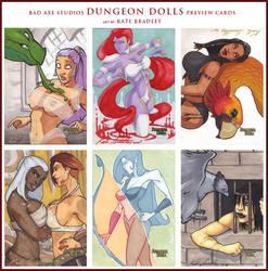 Dungeon Dolls preview. by britbrakdown