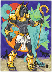 Anubis Classic Mythology II AP by britbrakdown