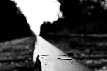 Rail by Uranium-238