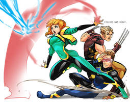 CYCLOPS WAS RIGHT by WadeVezecha