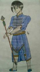 General Kaitiaki  by KiburakMangakka-san