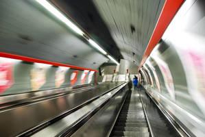 U Bahn - Wien by tolgagonulluleroglu