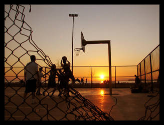 basketball by tolgagonulluleroglu