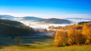 Seasonal Haze by LG77
