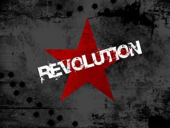 revolution by Taxony